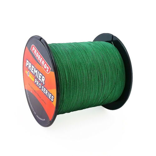 300M 4 Stands Sea Fishing Line PE Braided Line Extreme Strong Dyneema Spectra