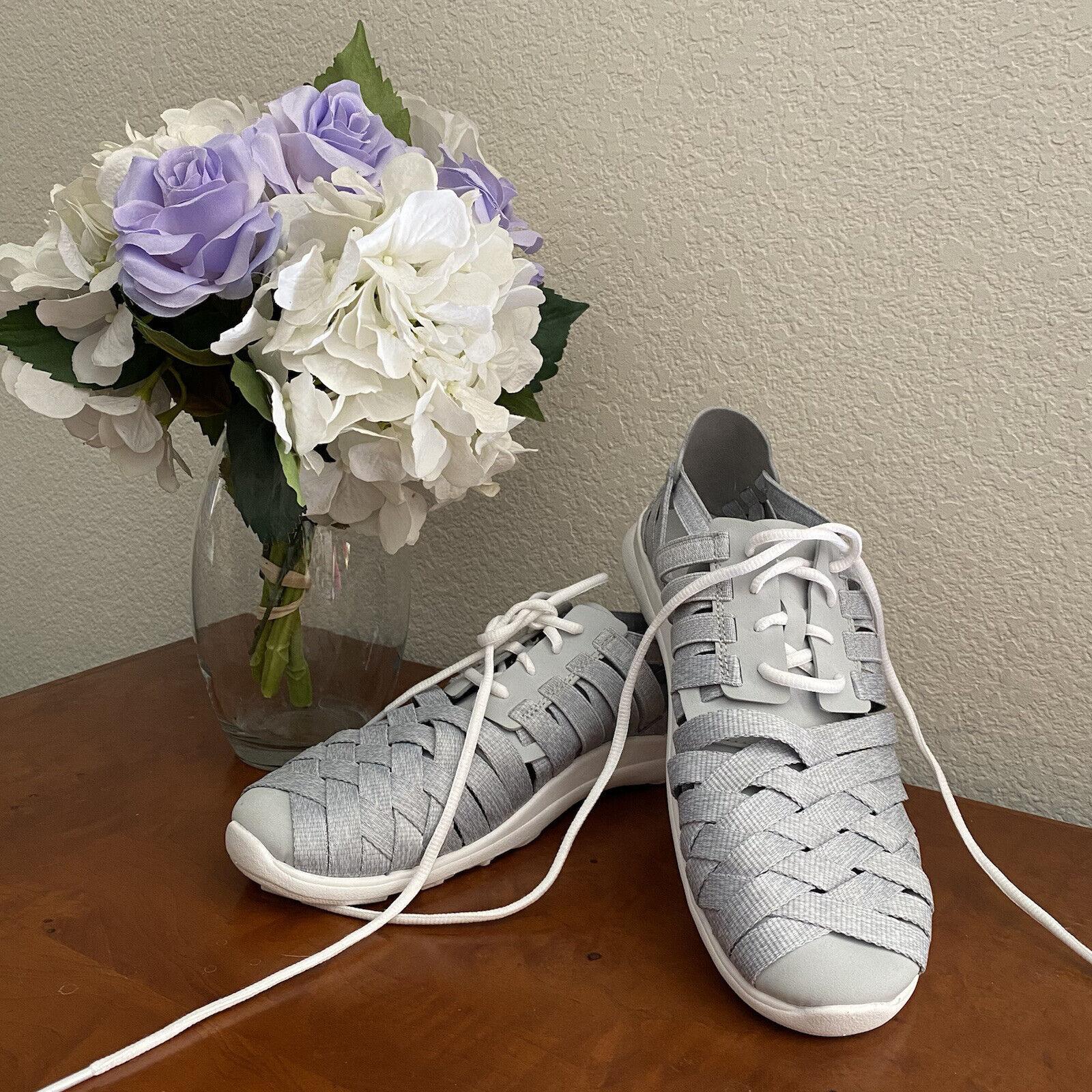MERRELL Women's Weave Size 9 Lightweight HIGH RISE Performance Run Sneaker Shoes