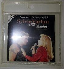 JOHNNY HALLYDAY SYLVIE VARTAN TRES RARE CD SINGLE NEUF SCELLE
