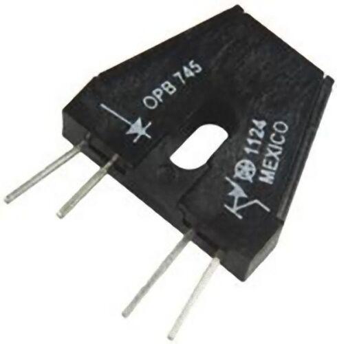 Sensore Fotoelettrico OPB745 Reflective Object Sensor Range 3.81mm 4 pin