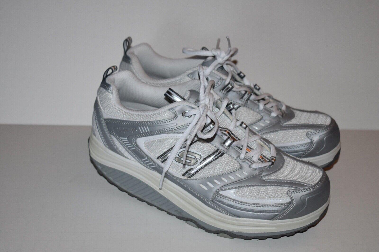 Precio por piso Sketchers Shape Ups 11814 para mujer de de de caminar o tonificación zapatos   como Nuevo   Las ventas en línea ahorran un 70%.