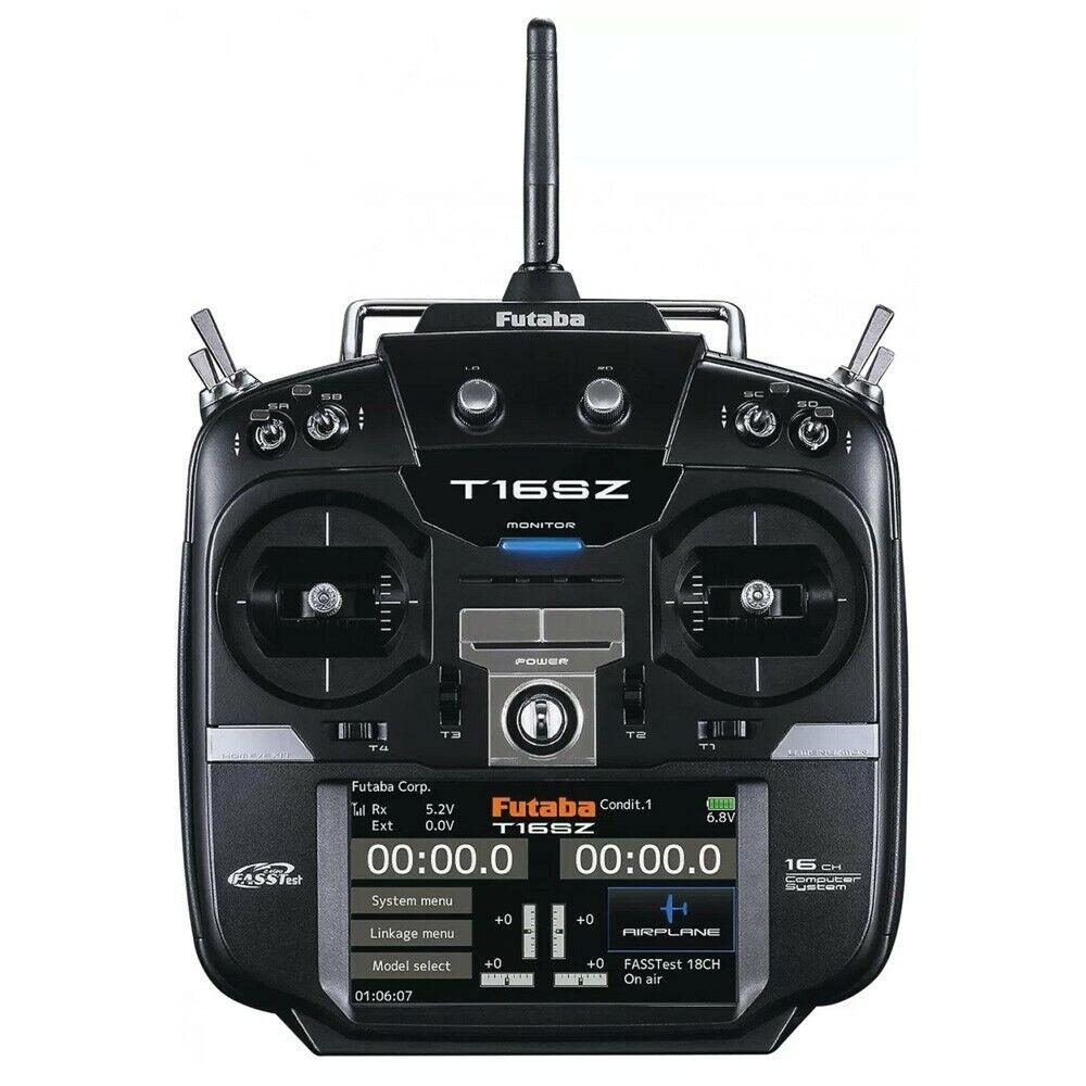 Futaba T16SZ 2.4GHZ  + R7008SB MODE 2  acquisti online