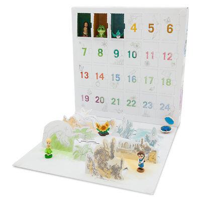 Authentic Disney Animators Collection Advent Calendar Figure Toy Belle Ariel