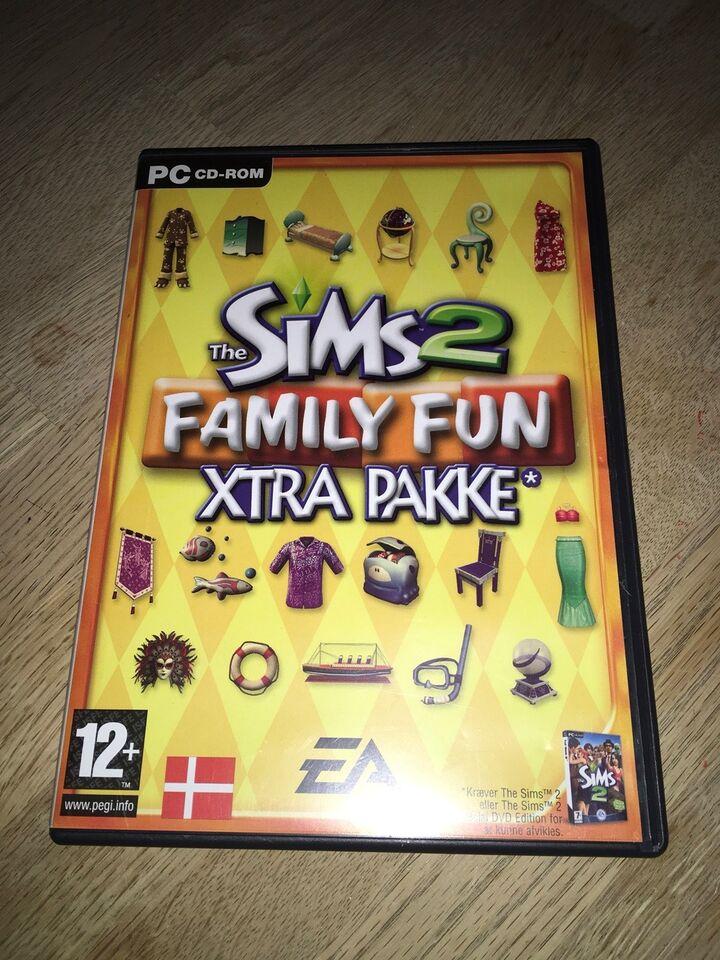 Sims spil, til pc, anden genre