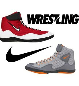 1c4d5634215254 Image is loading Nike-INFLICT-3-Wrestling-Shoes-boots-Ringerschuhe- Chaussures-