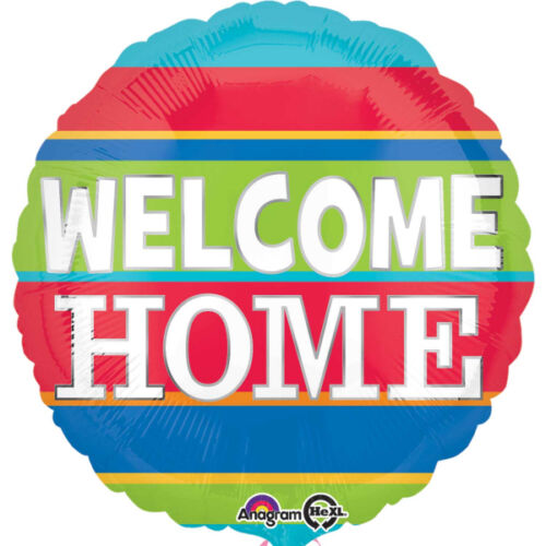 Banners /& Decorations Range of Party Balloons WELCOME HOME