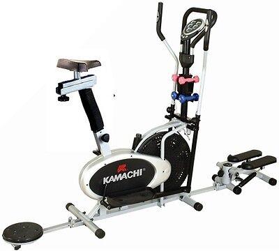 Kamachi Ob-330 Exercise Fitness Bike Cycle Orbitrek Orbitrack For Home Gym Sale
