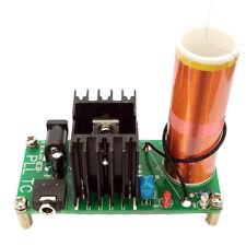 Mini Tesla Coil Plasma Speaker Electronic Kit 20w Diy Kits Science Learningf