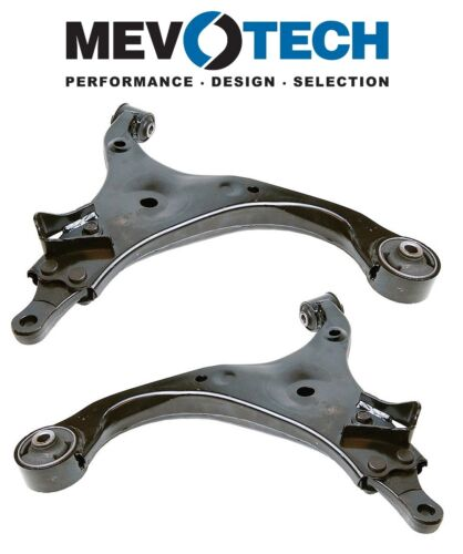 Mevotech Front Left /& Right Lower Control Arms Pair for Hyundai Elantra 07-10