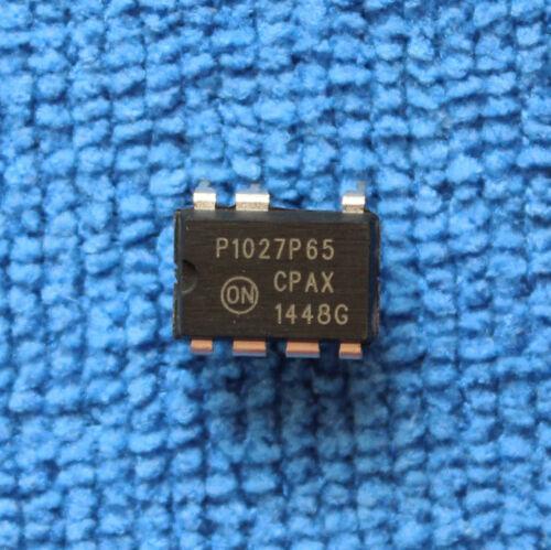 2pcs NCP1027P65 P1027P65 Puissance Contrôleur PWM DIP-7