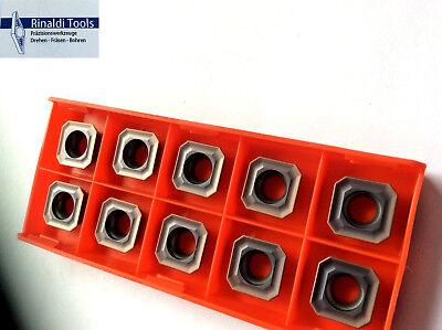 NEU! Mit Rechnung!! 10 x Wendeplatten SEHT 1204AFSN P30//M30-TIN !