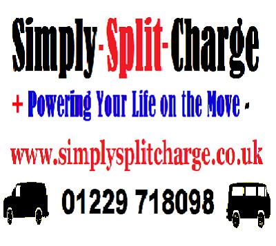 Simply Split Charge 01229 718 098