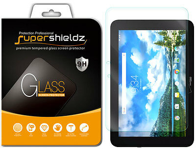 2 Pack Tempered Glass Screen Protector For Verizon Ellipsis 10 Tablet
