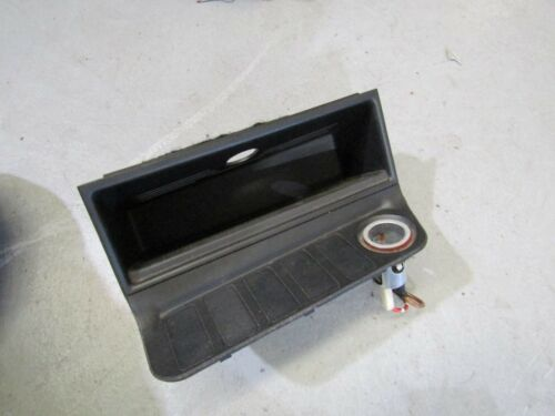 1 of 1 - BMW E36 318is 325i 328i Front Dash Lower Power Socket Cigarette Port Cubby Trim
