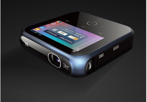 ZTE SPRO1  MF97A 100Lumen  WIFI Smart Projector HDMI Wireless USB video Black