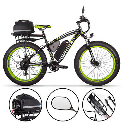 elektrofahrrad gebraucht 26 zoll herren 48v 1000w heck motor fat e bike 17ah ebay. Black Bedroom Furniture Sets. Home Design Ideas