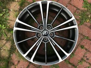 GENUINE-OEM-AUDI-A4-S4-B6-B7-17-034-6-parle-de-rechange-roue-en-alliage-8E0601025J
