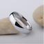 Anello-Fede-Fedina-Fidanzamento-Argento-925-Uomo-Donna-Incisione-Nome-Data miniatura 5