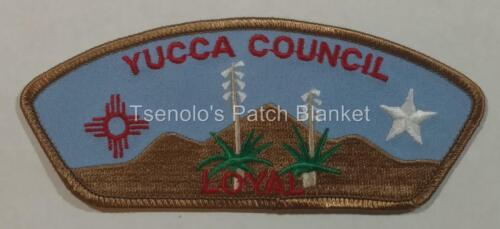 Yucca Council 2002 FOS Loyal Csp Mint Condition FREE SHIPPING