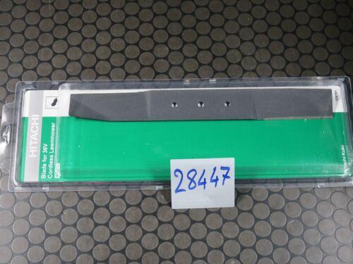 HITACHI Coltello per tosaerba elektromäher BATTERIA RASAERBA 40cm OVP NUOVO #28447