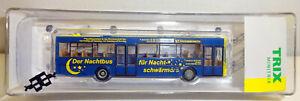 Minitrix-Trix-N-65402-Nachtbus-Frankfurt-034-Typ-MB-O-405-034-1-160-NEU-OVP