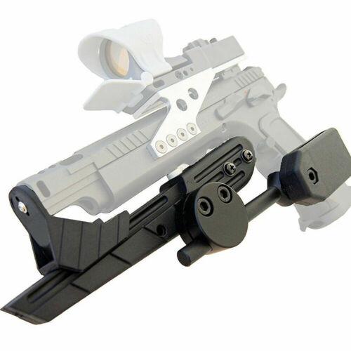 IPSC USPSA IDPA 3-Gun Shooting Competition CR Speed Holster Pistol Gun Pouch
