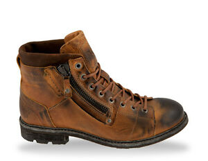 premium selection 795b8 af054 Details about Yellow Cab Herrenschuhe Schuhe Schnürschuhe Boots ENGINE  Y15300 TAN Braun