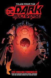 Tales From The Dark Multiverse TPB (2021) DC - (W) Various (A) Various, NM (New)