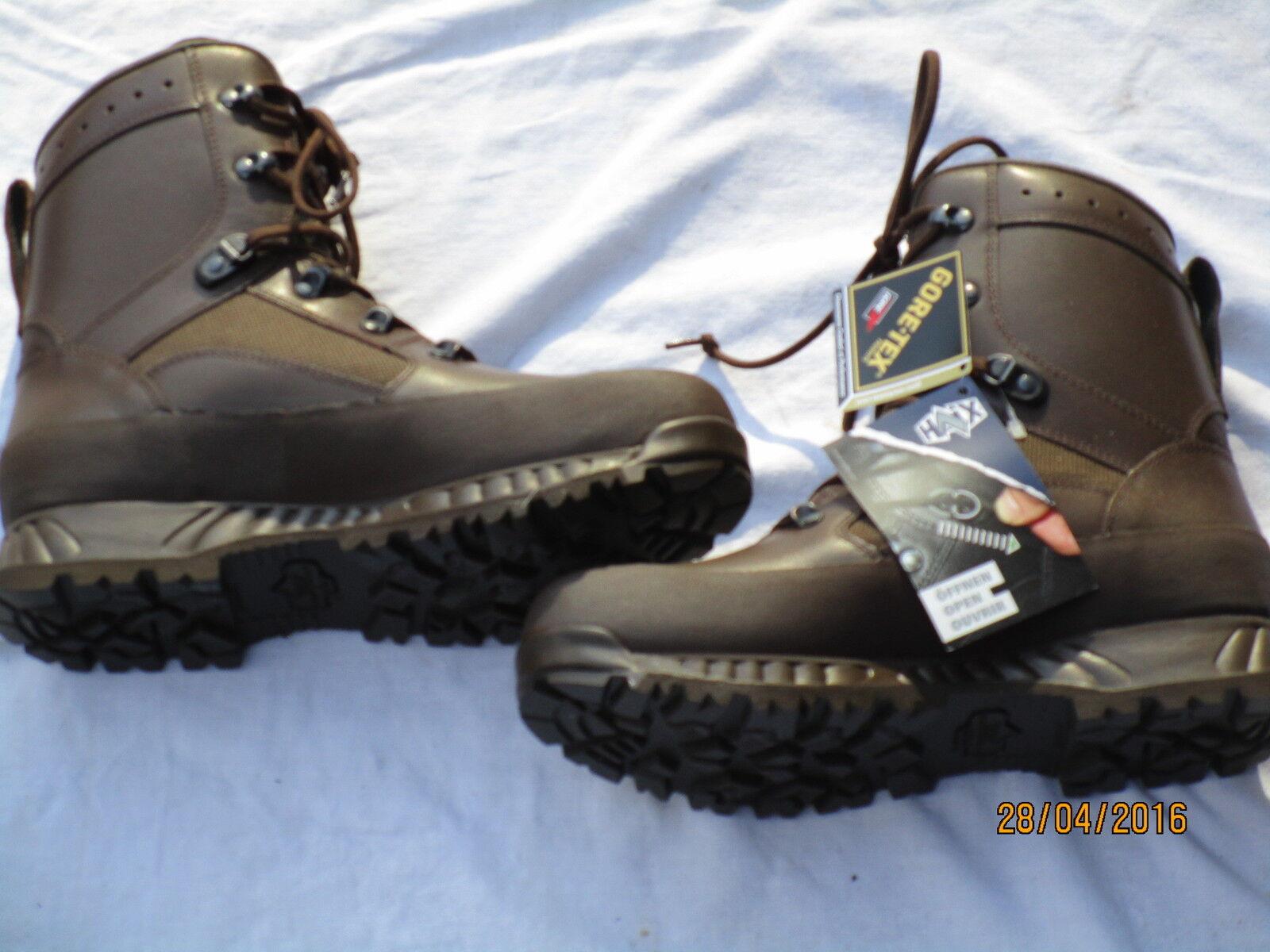 Haix , Botas Combat High Liability talla macho, marrón, MTP, goretex, talla Liability 10W (Eu45/ feb558