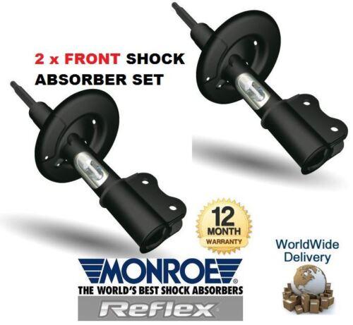 FOR VOLKSWAGEN VW POLO 1.6 GTI 1999-2001 2 x FRONT SHOCK SHOCKER ABSORBER SET