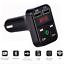 Autoradio-Bluetooth-KFZ-Adapter-Ladegeraet-FM-Transmitter-MP3-Player-USB-Stick Indexbild 2