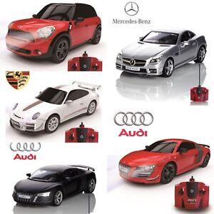 Nouveau-Officiel-Telecommande-Voitures-Mercedes-Audi-Porsche-Jouet-Cadeaux-1
