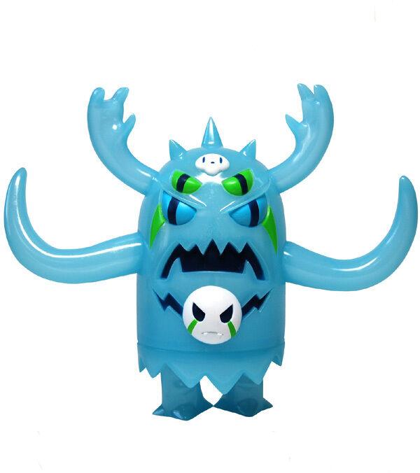 Tokidoki taberon blu Kaiju para crecido Ups Vinilo Arte figura Kidrobot Dunny Rara