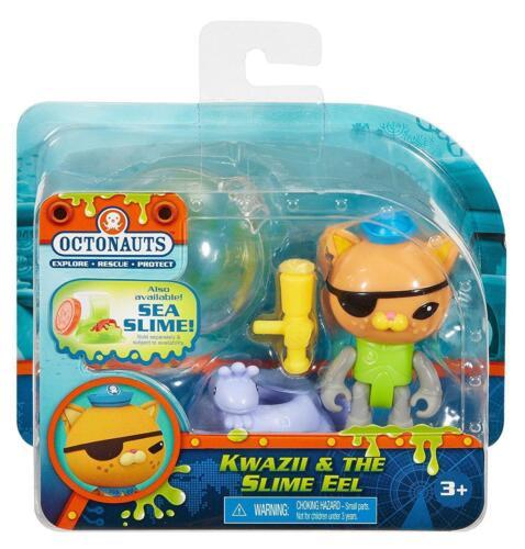 DGD49 Kwazii /& The Slime Eel NEW Octonauts Twin Figure Pack
