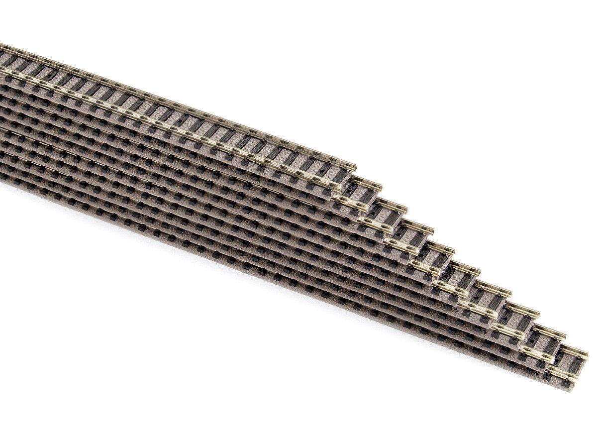 forma única Fleischmann 9106 n flexible vía, 777 mm (10 trozo) trozo) trozo) + + nuevo + +  hasta un 50% de descuento