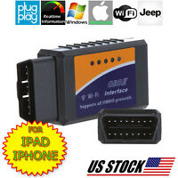 Obd Ii 2 Vehicle In Car Auto Diagnostic Fault Code Scanner Scan Tool For Nissan