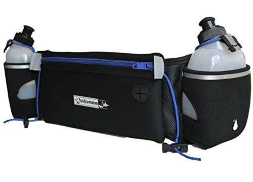 Cinturones De Hidratacion Correa De Hidratacion Runners Con Dos Paquetes D...