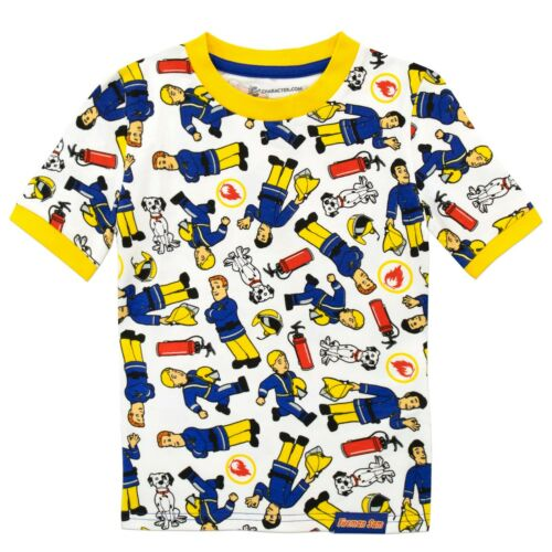 Fireman Sam PyjamasKids Fireman Sam PyjamasFireman Sam Pyjama Set