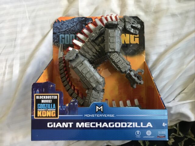 "Godzilla vs Kong 11"" Giant Mechagodzilla Playmates New *Fast Shipping*"