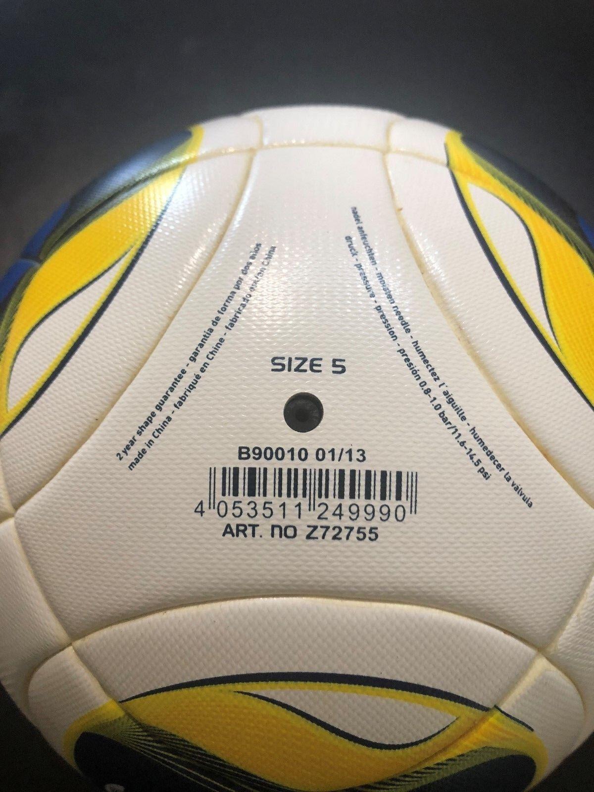 ADIDAS OFFICIAL OFFICIAL OFFICIAL MATCH BALL CAFUSA WOMEN'S WORLD CUP SWEDEN 2013 7f9292