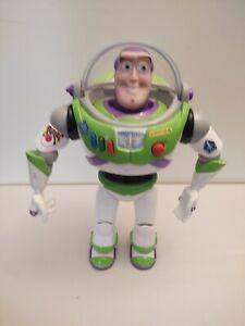 "Disney Pixar Toy Story Buzz Lightyear 12"" Talking Action Figure/laser."