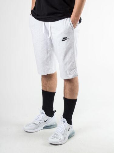 Nike Mens Club Jersey Lightweight Fleece Gym Summer Sportswear Shorts - Birch