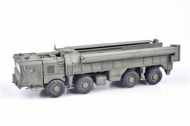 Modelcollect 1 72 Russian 9K720 Iskander-k Cruise Cruise Cruise Missile MZKT Chassis AS72128 1defc2
