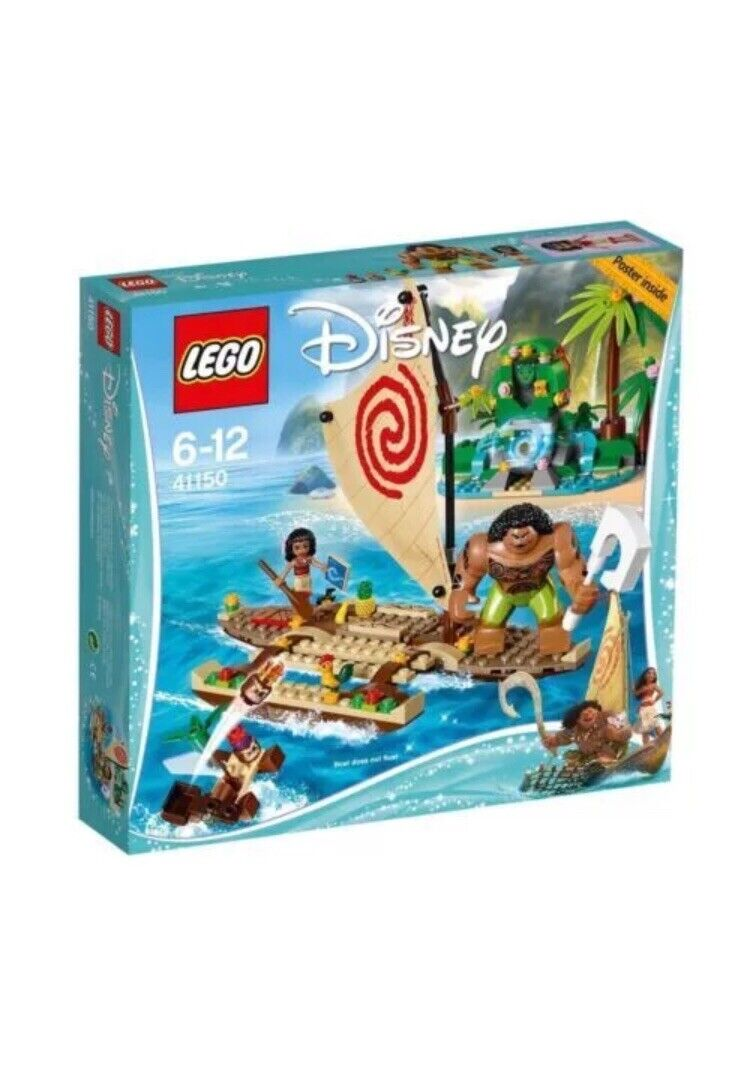 Lego Moana 41150 Ocean Voyage Brand New Sealed Box Collectable