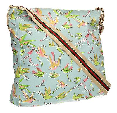 New Bird Dragonfly Womens School Satchel Bag Messenger Ladies Handbag Crossbody