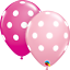 6-x-11-034-Printed-Qualatex-Latex-Balloons-Assorted-Colours-Children-Birthday-Party thumbnail 92