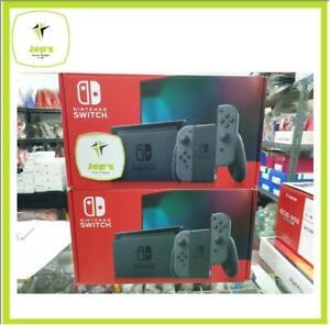 Nintendo-Switch-Version-2-Gray-Brand-New-Jeptall-Sale