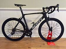 Scott Foil 20 L/56 - Carbon road bike, Carbon wheels, 105/ultegra