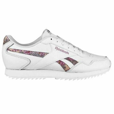 Clothing, Shoes & Accessories Reebok Reale Glide Incresparsi Floreale Scarpe Sportive Da Donna Bianco Durable Modeling