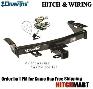 chevy venture trailer wiring fits 1997-2005 chevy venture, class 3 trailer hitch ...